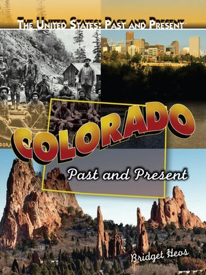 cover image of Colorado