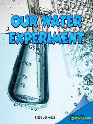 cover image of Our Water Experiment