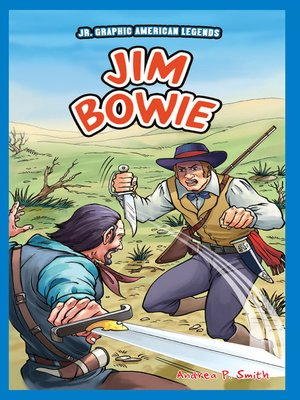 cover image of Jim Bowie