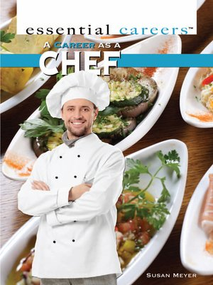 cover image of A Career as a Chef