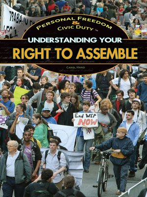 cover image of Understanding Your Right to Assemble