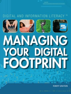 cover image of Managing Your Digital Footprint