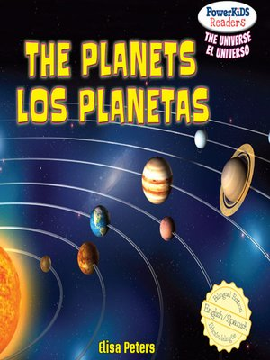 cover image of The Planets / Los planetas