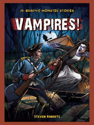 cover image of Vampires!
