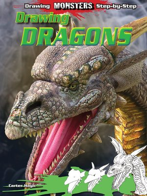 cover image of Drawing Dragons