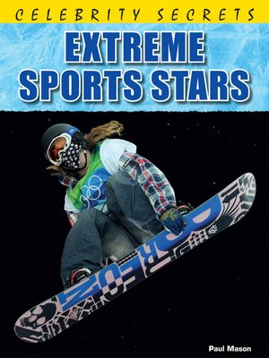 cover image of Extreme Sports Stars