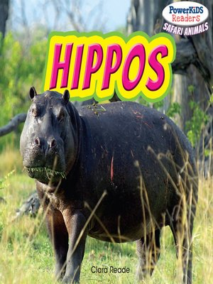 cover image of Hippos