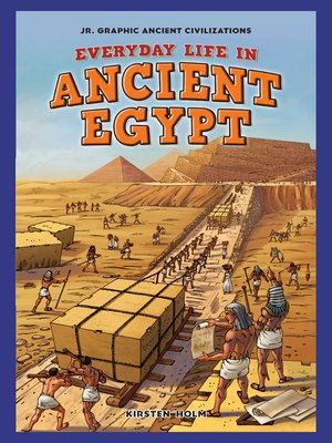 cover image of Everyday Life in Ancient Egypt