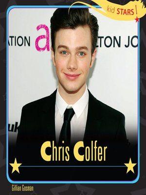 cover image of Chris Colfer