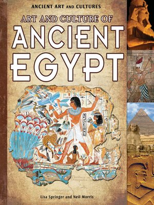 cover image of Art and Culture of Ancient Egypt