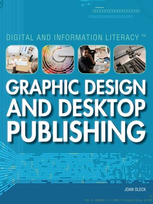 cover image of Graphic Design and Desktop Publishing
