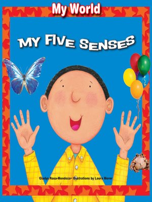 cover image of My Five Senses