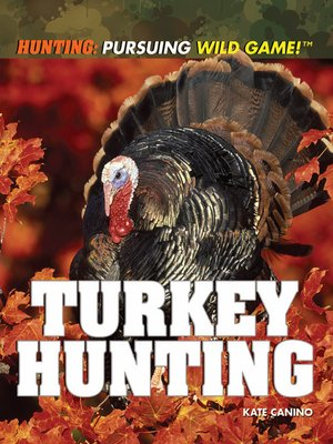 cover image of Turkey Hunting