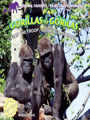 cover image of Gorillas / Gorilas