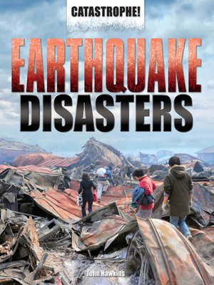 cover image of Earthquake Disasters