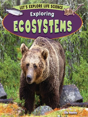 cover image of Exploring Ecosystems