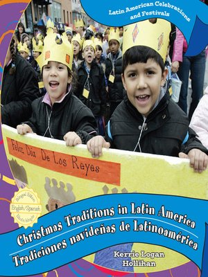 cover image of Christmas Traditions in Latin America / Tradiciones navideñas de Latinoamérica