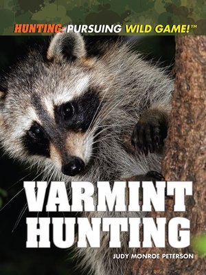 cover image of Varmint Hunting