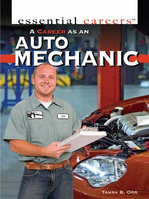 cover image of A Career as an Auto Mechanic