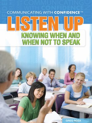cover image of Listen Up