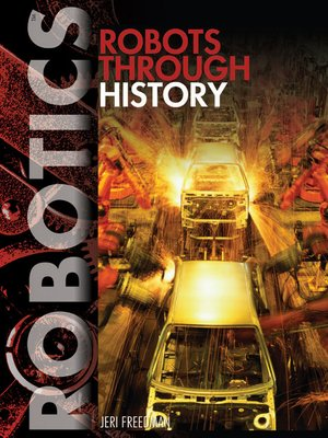 cover image of Robots Through History