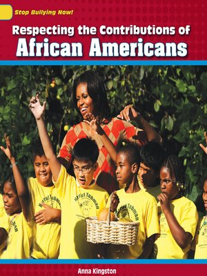 cover image of Respecting the Contributions of African Americans