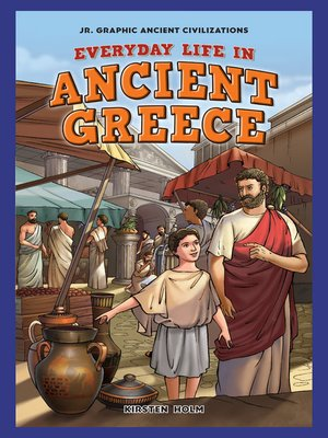 cover image of Everyday Life in Ancient Greece
