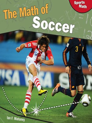 cover image of The Math of Soccer