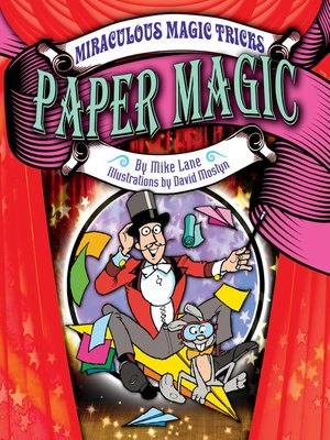 cover image of Paper Magic