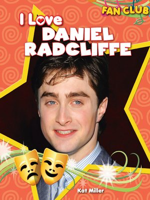 cover image of I Love Daniel Radcliffe