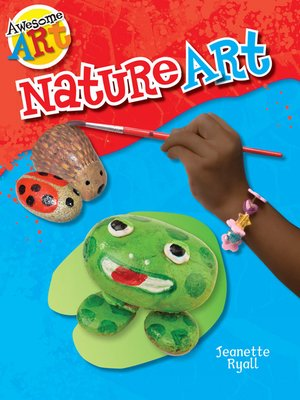 cover image of Nature Art