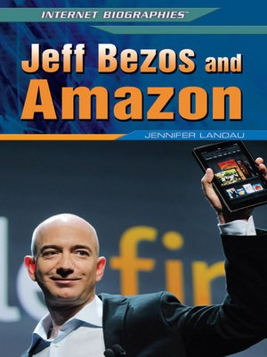 cover image of Jeff Bezos and Amazon