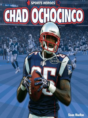 cover image of Chad Ochocinco