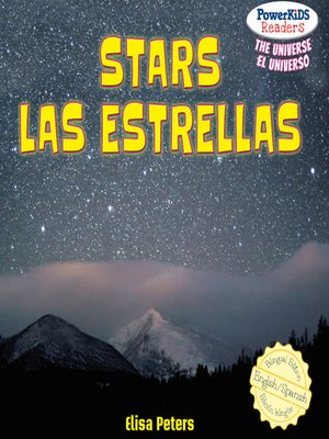 cover image of Stars / Las estrellas