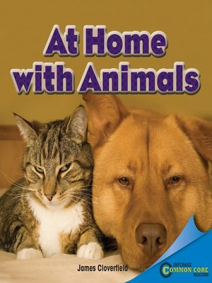 cover image of At Home with Animals