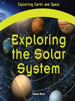 cover image of Exploring the Solar System