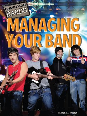 cover image of Managing Your Band