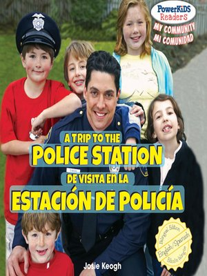 cover image of A Trip to the Police Station / De visita en la estación de policía