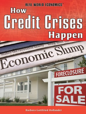 cover image of How Credit Crises Happen