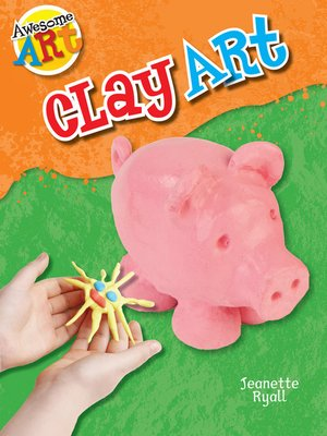 cover image of Clay Art