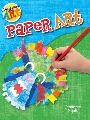 cover image of Paper Art
