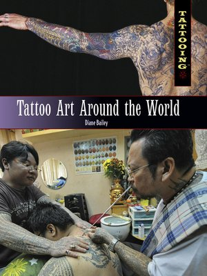 cover image of Tattoo Art Around the World