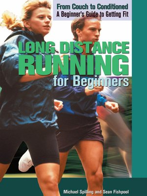 cover image of Long Distance Running for Beginners