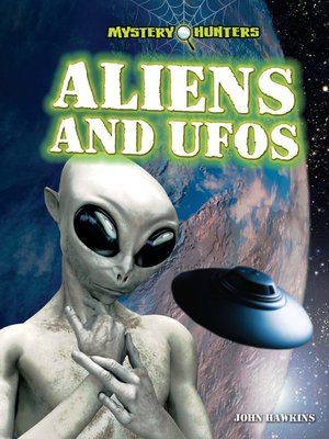 cover image of Aliens and UFOs