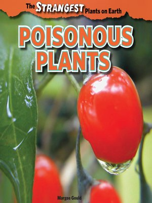 cover image of Poisonous Plants