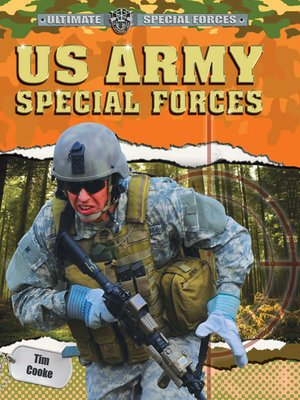 cover image of US Army Special Forces