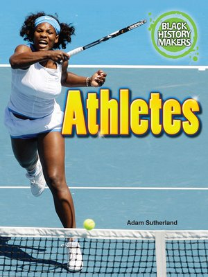 cover image of Athletes