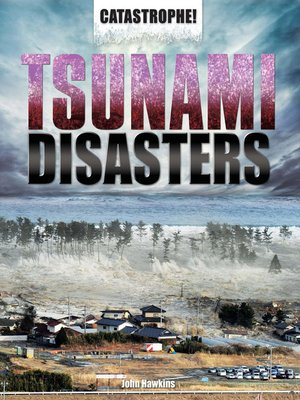 cover image of Tsunami Disasters