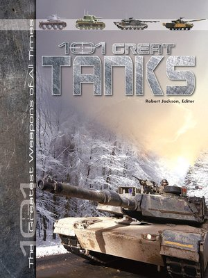 cover image of 101 Great Tanks