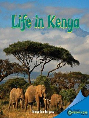 cover image of Life in Kenya